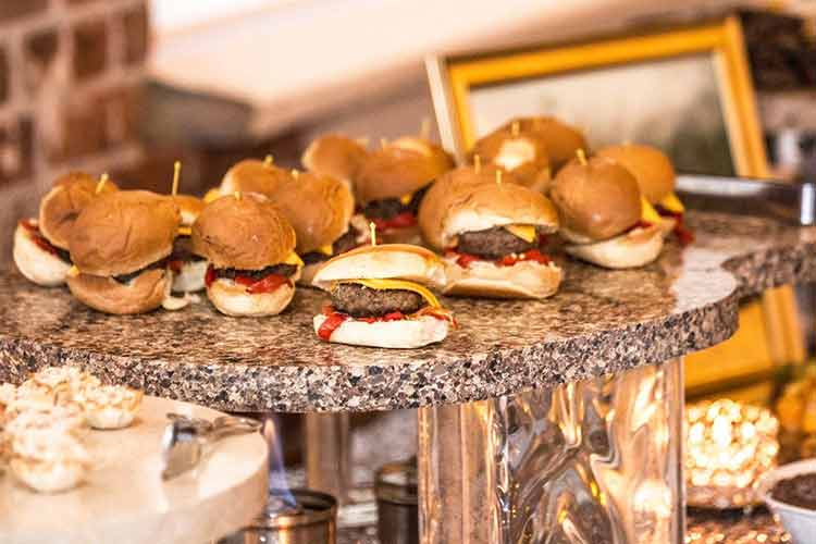 Denver Full-Service Event Catering Burgers